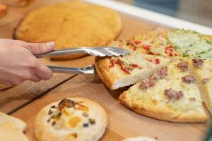 TAT negozio pizza senza glutine