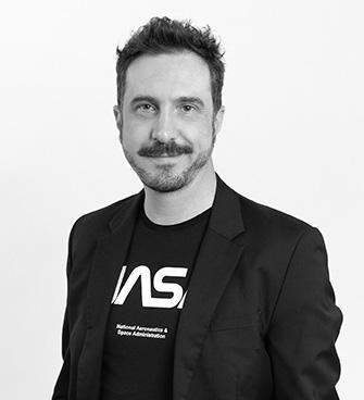 Francesco Spinolo Founder, Digital Art Director & Sales Manager
